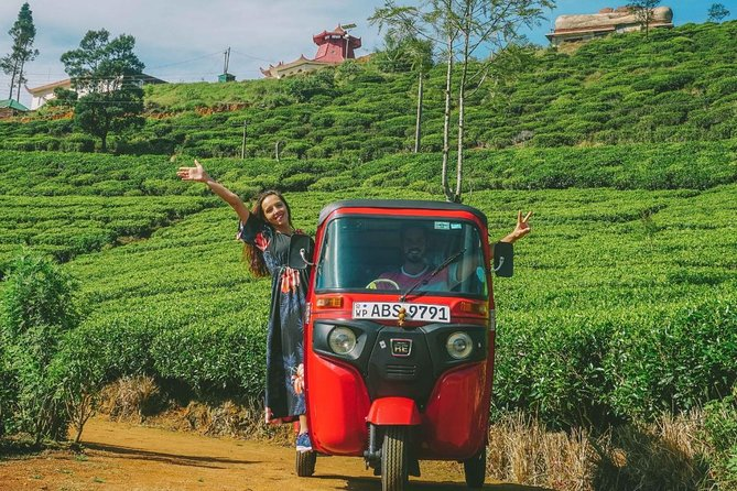 All inclusive - Explore Countryside of Nuwara Eliya by Tuk-Tuk