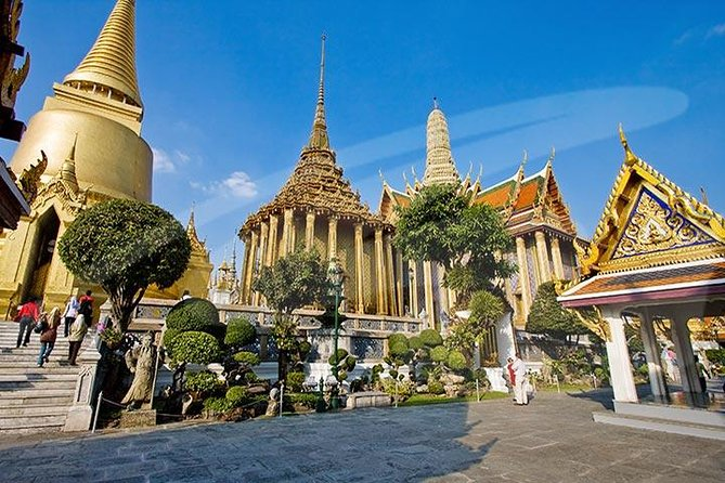 Wat Phra Kaew or the Temple of the Emerald Buddha