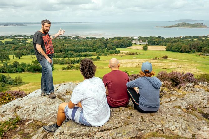 The Beauty of Howth Private Day Trip: Nature, Castle & Views