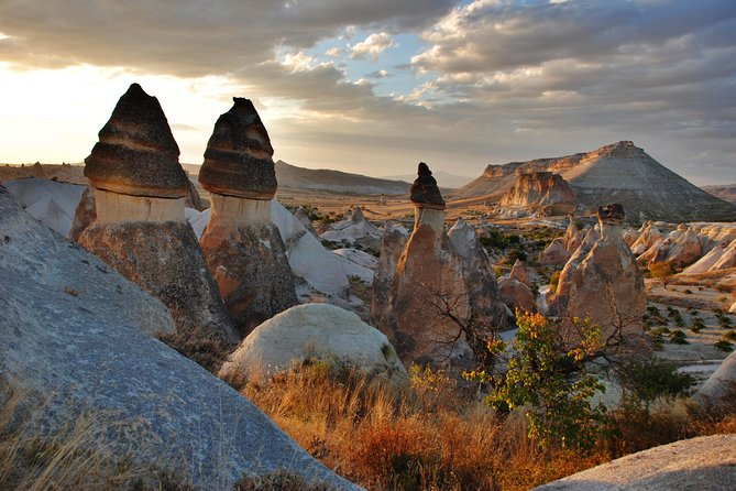 Small group Heart of Cappadocia Tour