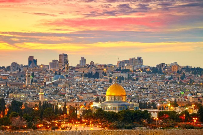 8-Night Israel Tour from Tel Aviv: Jerusalem, Dead Sea, Bethlehem, Nazareth, Northern Israel and Petra