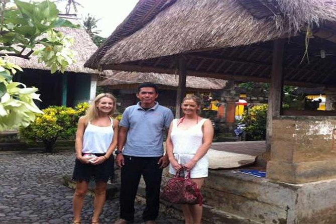 Batuan Traditional House, Ubud Rice Terrace&Kintamani Volcano Tour
