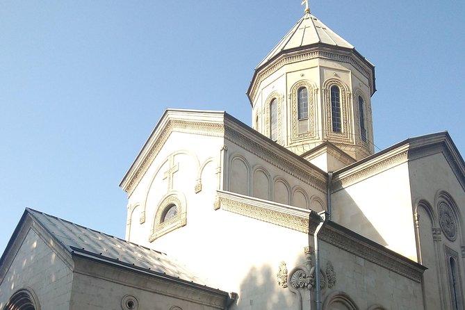 Pilgrimage tour to Tbilisi