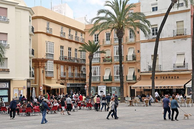 Private 8-hour Tour to Cadiz from Seville with hotel pick up and drop off