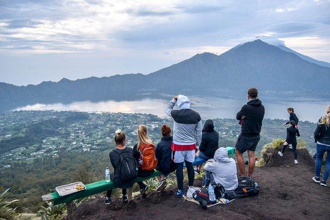 Sunrise Mount Batur Trekking & Swim
