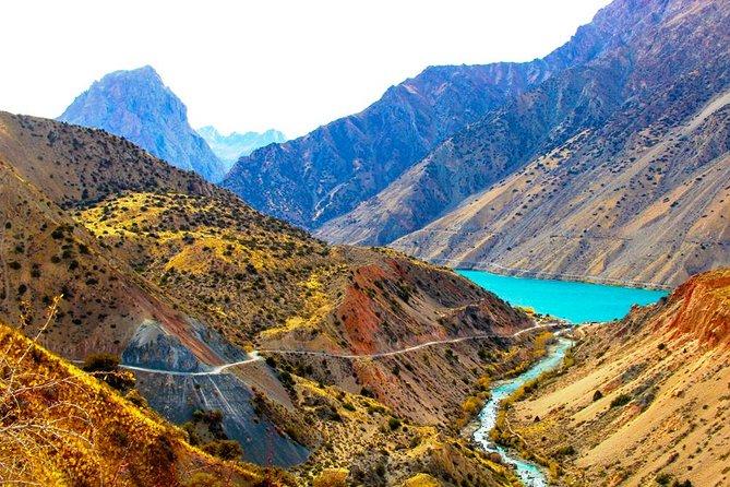 Natural Wonders Of Uzbekistan