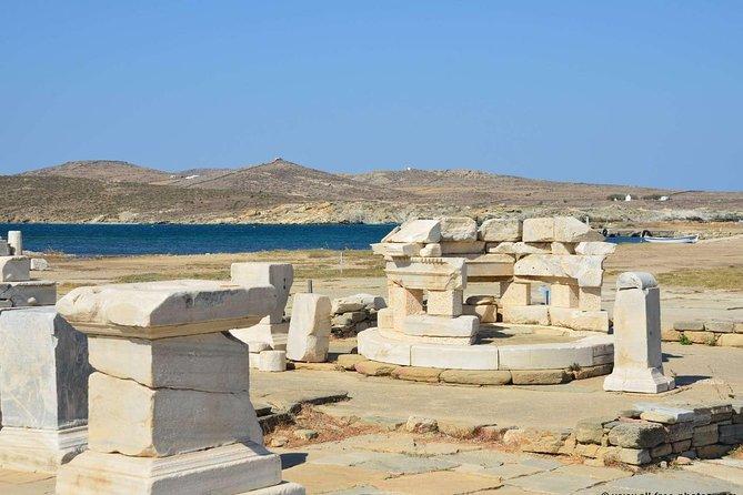 Mykonos Shore Excursion: Private Tour to Delos Island