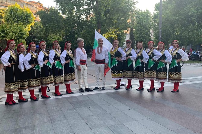 Discover Bulgaria with dance