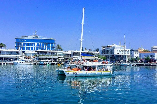 Catamaran Cruise Limassol