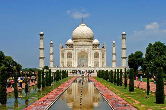 Taj Mahal Tour with Fatehpur Sikri from Agra