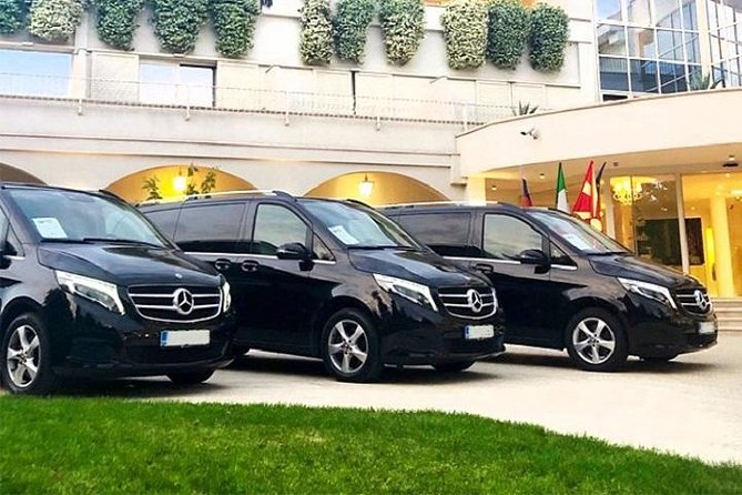 Antalya Airport (AYT) to Bogazkent Transfer - Private Minivan