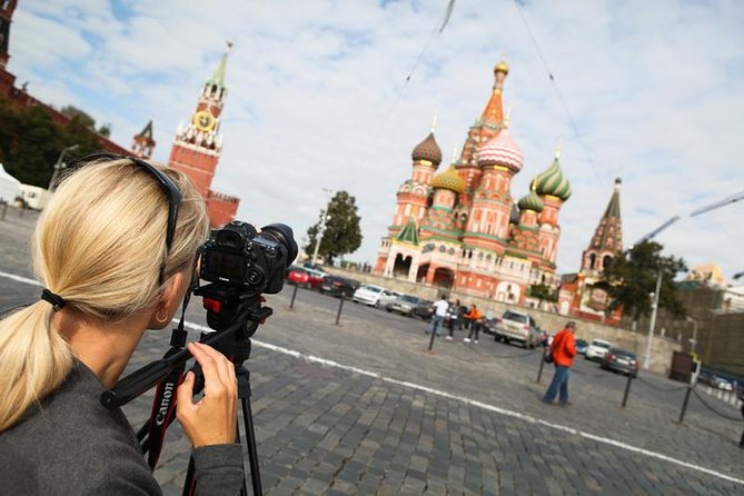Moscow: 2-Hour St. Basil's Cathedral & Red Square Private Tour