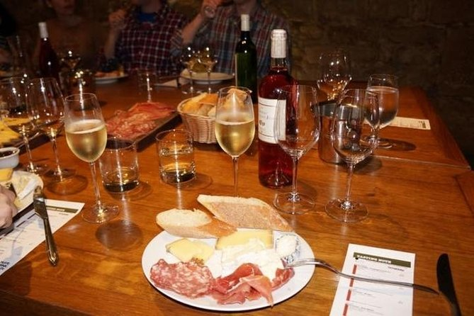 Paris French Wine Tasting in Elegant Bar with Lunch & Champagne Options photo 7