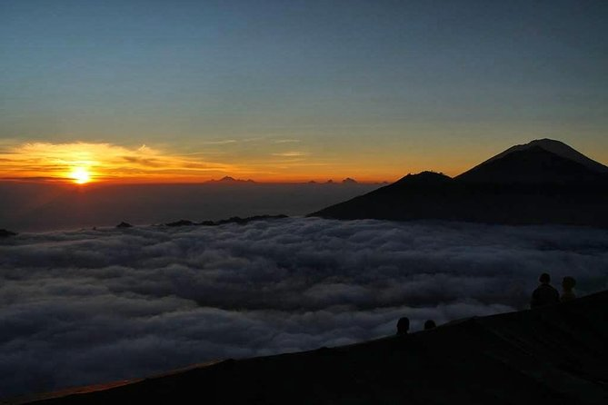 Sunrise Trekking Mt.Batur, Jeep Tour Black Lava & Hot Spring