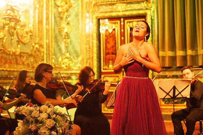Russian Classical Music Concert in a Palace in St. Petersburg