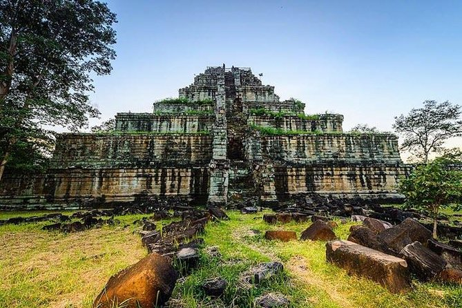 Amazing Tour Koh Ker and Beng Mealea from Siem Reap