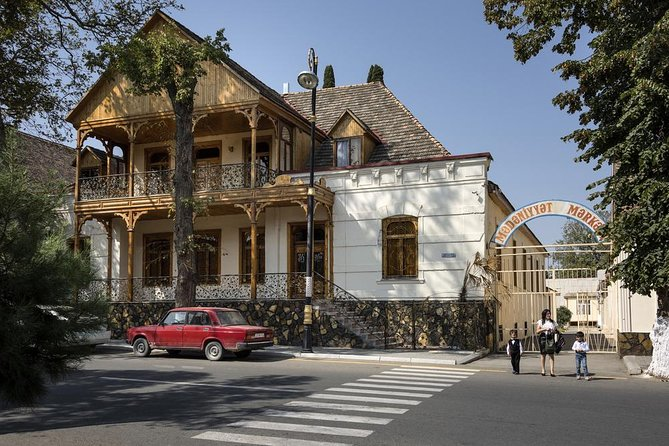 Helenendorf - Germany in Azerbaijan - 2 day at Goygol - Ganja and Mingachevir