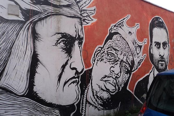 Rome Street Art: Ostiense Walking Tour