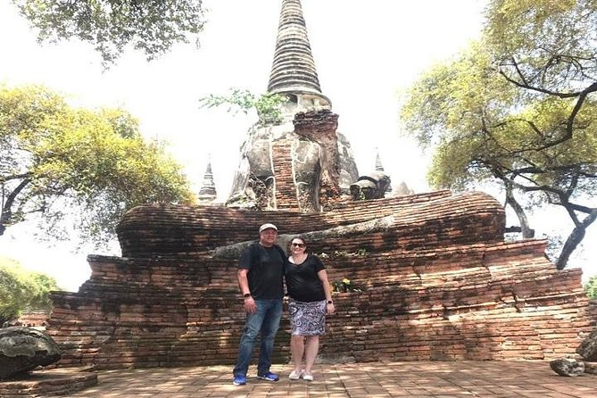 Private Ayutthaya Temples Tour From Bangkok