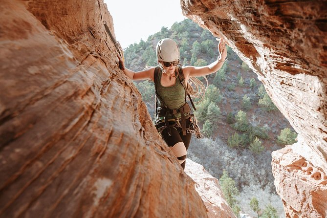 Canyoneering Adventure near Zion National Park, UT