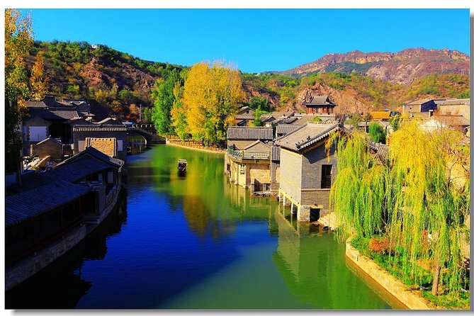 Gubei Water Town And Simatai Great Wall Private Day Tour