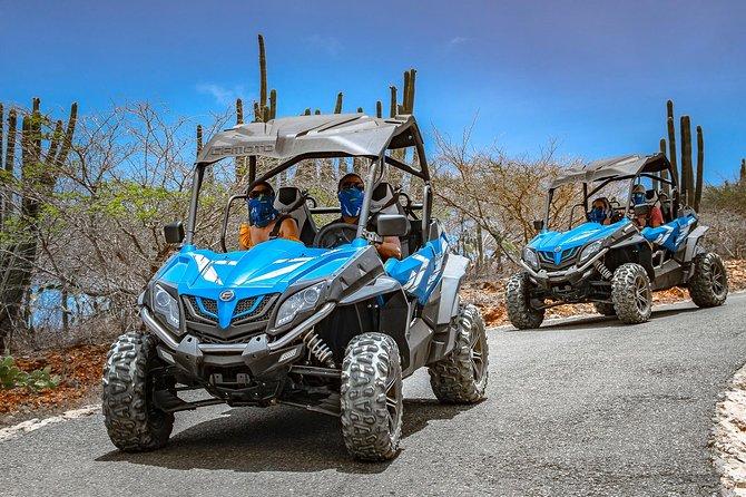 Aruba Northcoast UTV Offroad Afternoon Tour
