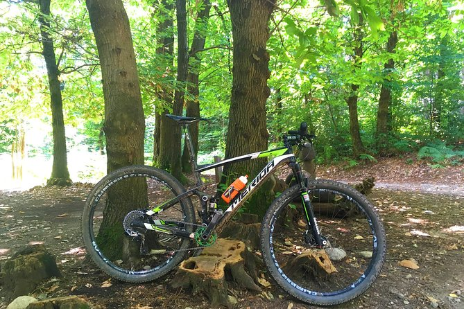 Mountain Bike tour in Spina Verde natural park