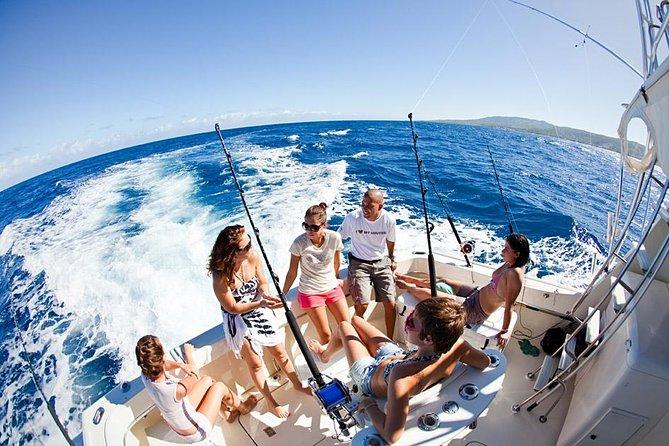 Deep Sea Half Day Sport Fishing Grenada