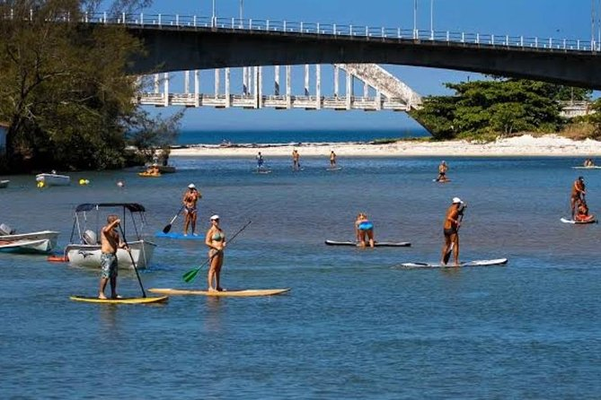 Beach, Stand Up Paddle, Sunset and Party Seaside Venue