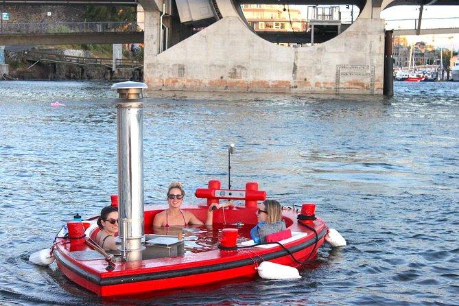 Hot Tub Boat Victoria