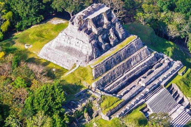 Triple Activity Limo Tour: Xunantunich Ruins, Cave Tubing & ATV Adventure