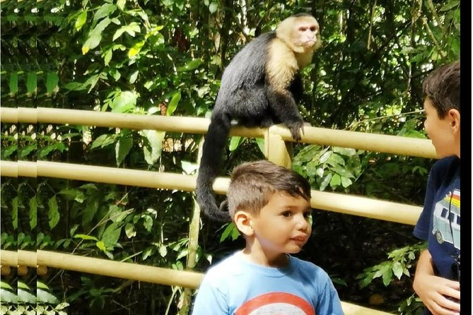 Puntarenas sightseeing tour