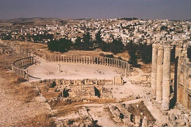 Explore Ancient Ruins: Day tour Jerash, Ajloun, Umm Qais