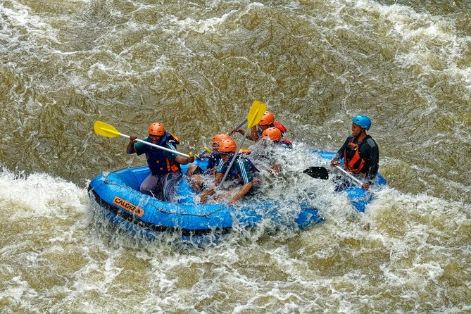 Extreme Adventure Bali - Jungle ATV, River Rafting and Sacred Monkey Forest