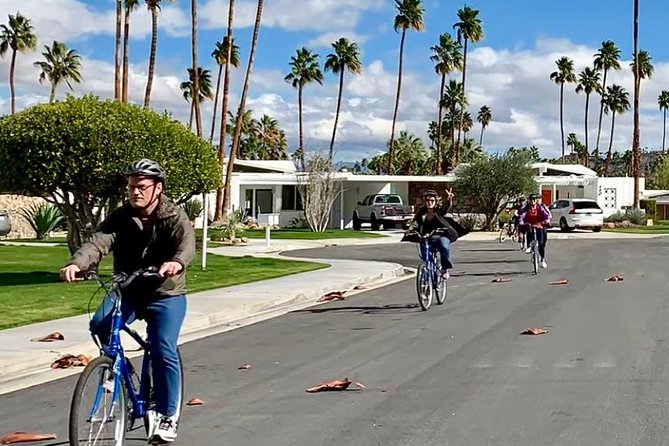 Modern & More Bike Tours Palm Springs