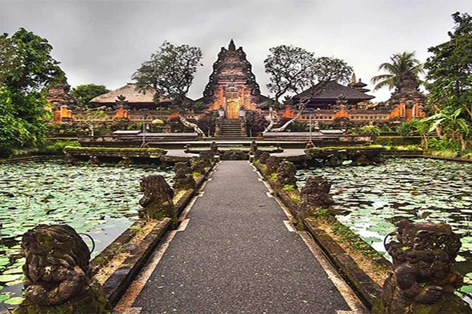 Day Tour:Ubud Peliatan Royal Palace, Elephant Cave, Rice Terrace, Ubud Waterfall