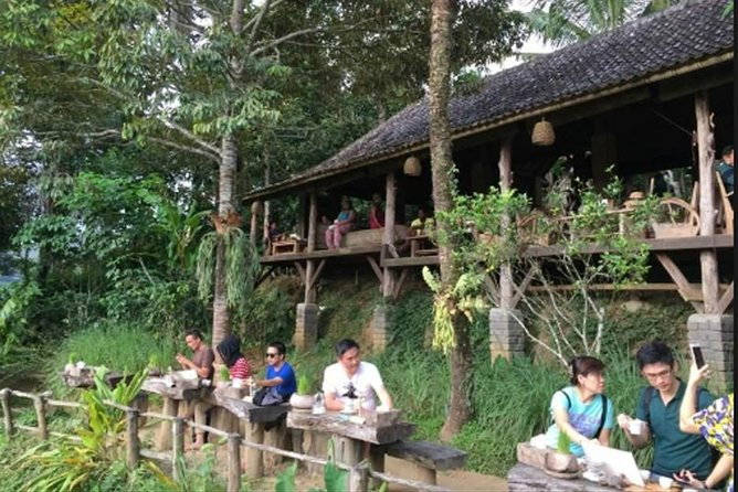 Beautiful Countryside Cycling Tours-Rice Fields and Monkey Forest