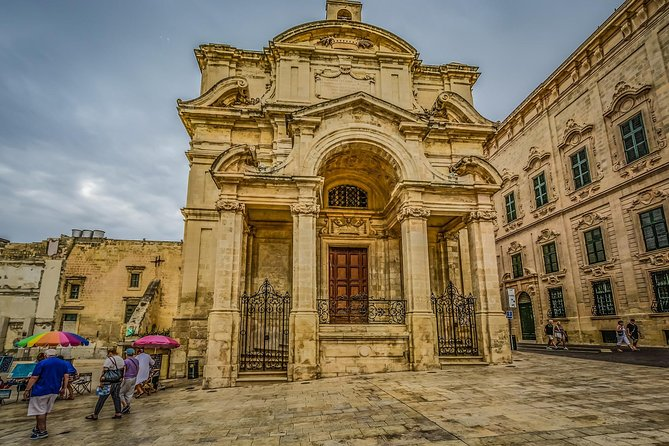 Valletta Self-Guided Audio Tour