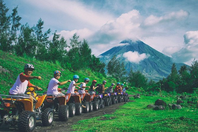Jungle ATV Adventure and Sacred Monkey Forest