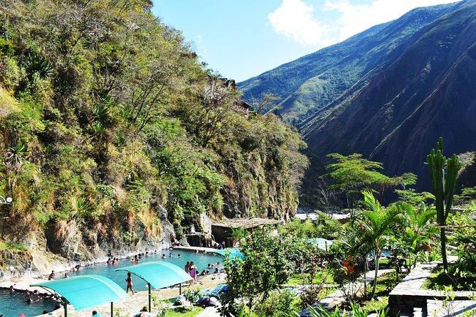 Santa Teresa to Machu Picchu