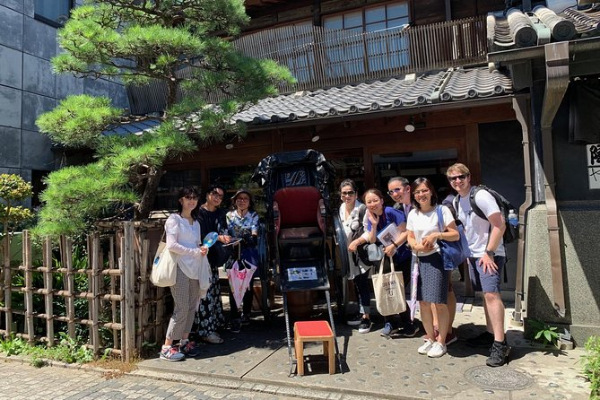 Kawagoe Highlight Group tour