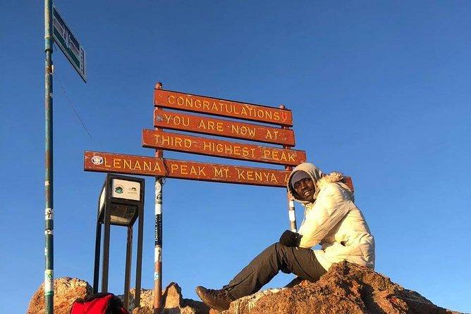 4 Days Mt Kenya Hike via Narumoro Route