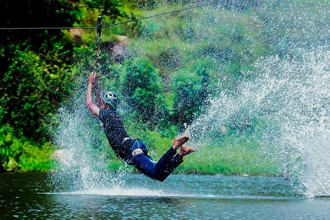 All inclusive - Thrilling Adventure Day in Belihuloya