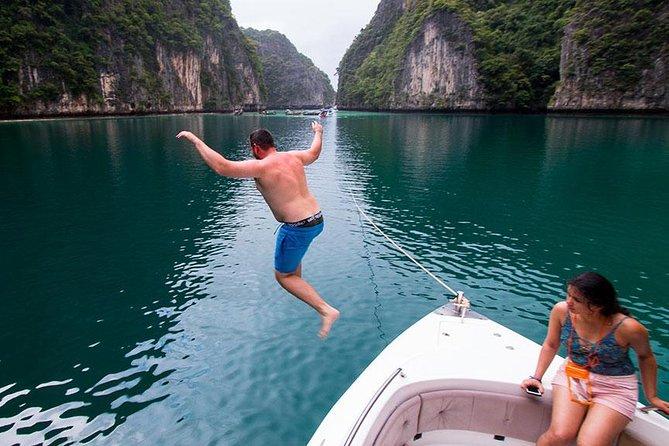 Phi Phi Island & Maya Bay & Rang Yai Island Snorkeling Tour From Phuket