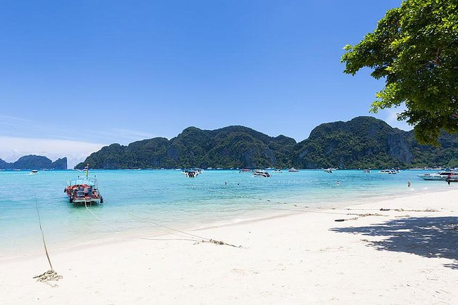 Phi Phi 4 Islands Snorkeling Tour By Speedboat From Phuket