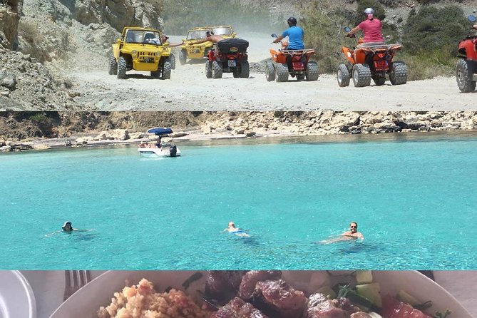 Tour of Akamas including Adonis Waterfalls and Lunch with Buggy (Half Day)