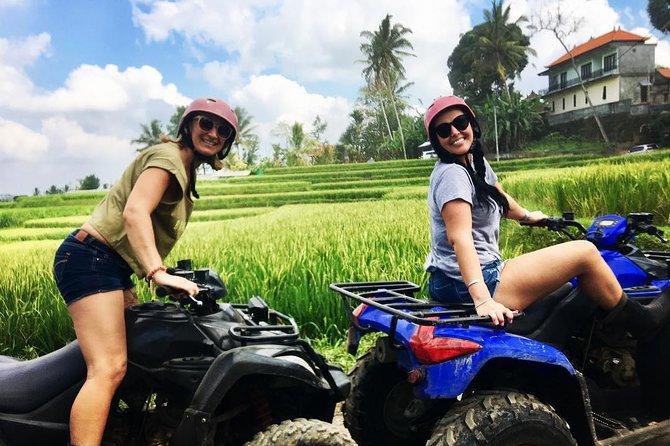 All inclusive: The best all-terrain vehicle (ATV) in Bali