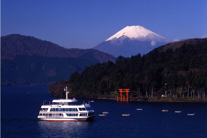 Mt. Fuji&Hakone Tour, with Private Car from Tokyo up-to Hakone Spa/Odawara City