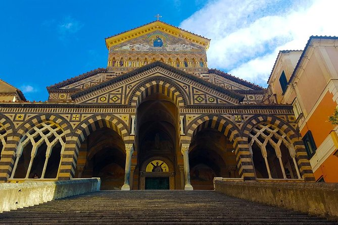 Amalfi Coast Day tour From Salerno