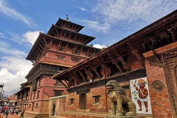 Kathmandu Heritage Sites Sightseeing Tour